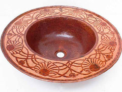 Amazing Copper Bathroom Sinks