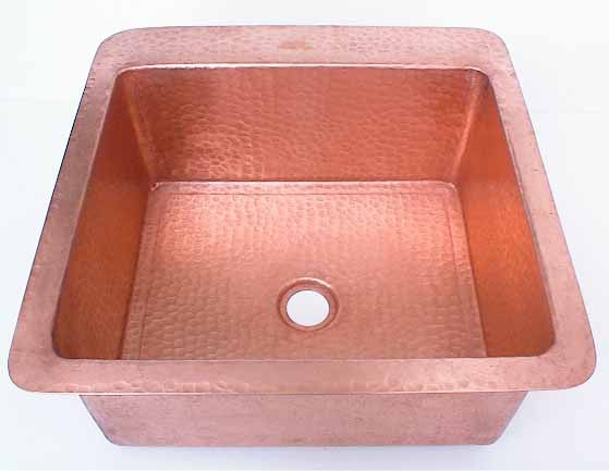 Hand Hammered Bar Sink