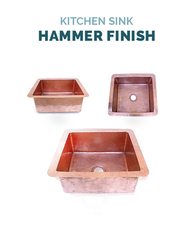 Beatiful Copper Kitchen Sinks