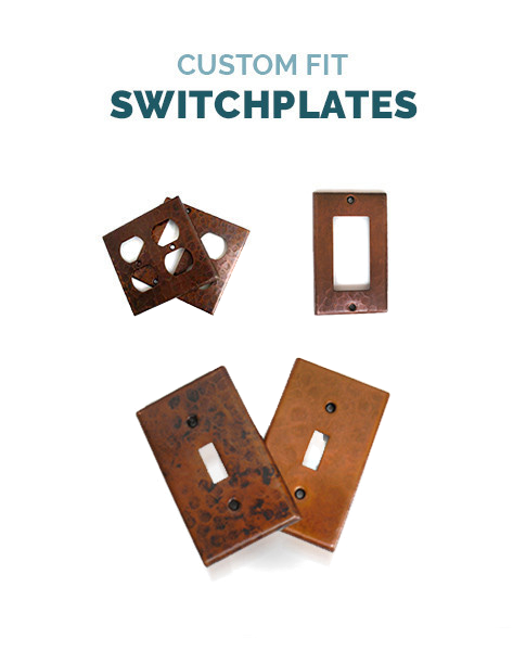 Double Duplex switch plates