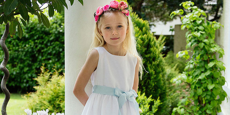 Perfect Flower Girl Occasion Dress