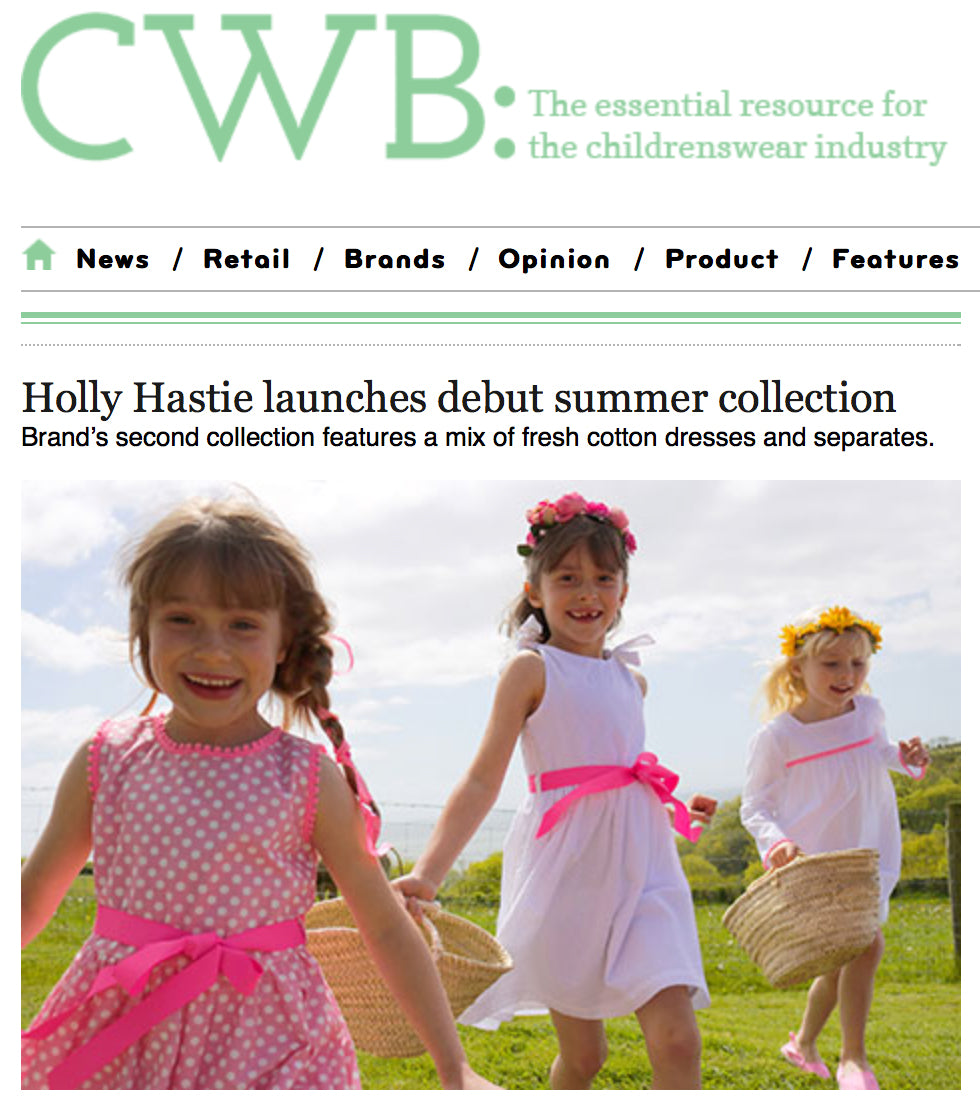 CWB Magazine June 2015 Holly Hastie Bubble London