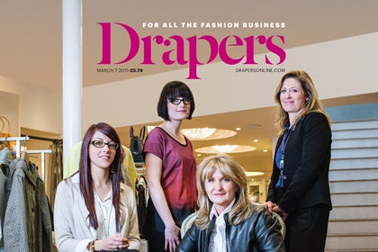 Drapers Magazine International Womens Day Inspiring Women Holly Hastie