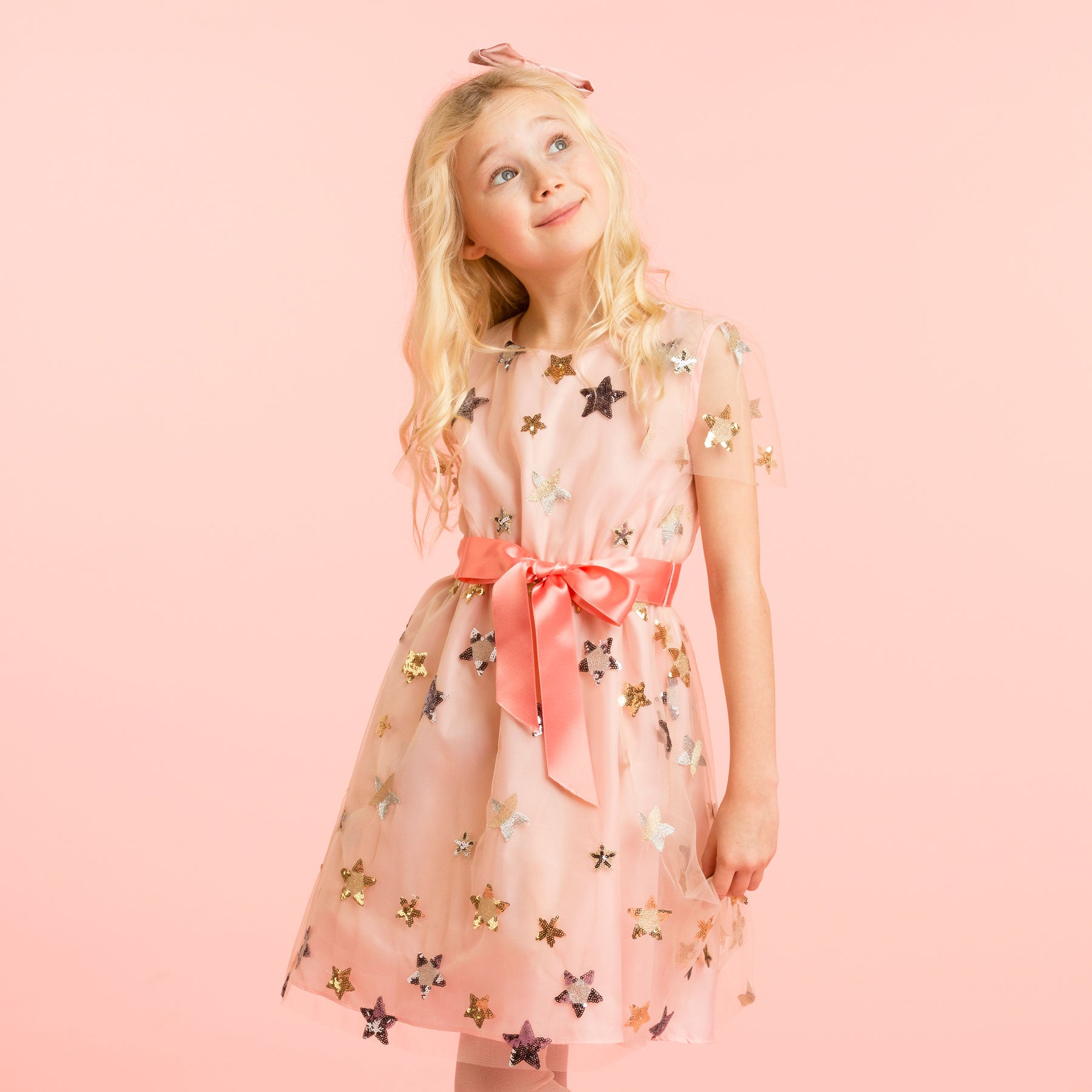 Girls Designer Party Dresses | Holly Hastie London