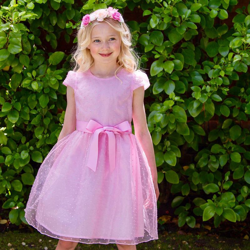 Shop Designer Flower Girl Dresses | Holly Hastie London