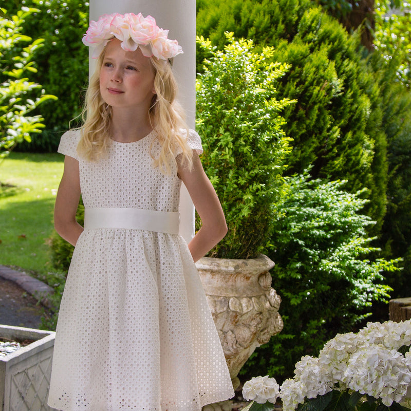 Shop Girls Designer Dresses | Spring Sale Up To 30% Off | Holly Hastie London