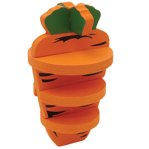 Woodies 3-D Carrot
