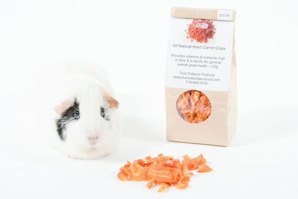 Carrot  Chips - Dried -