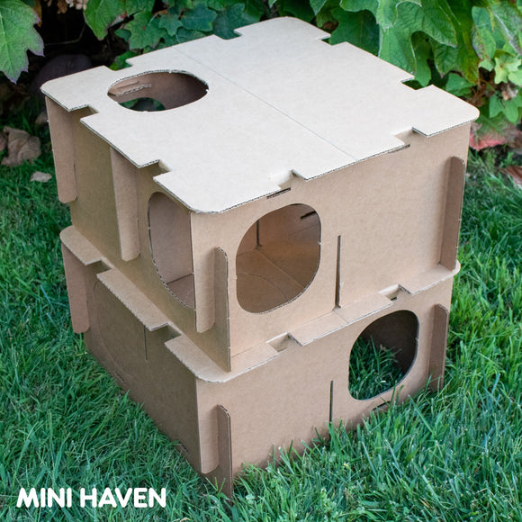 Mini Haven by Binky Bunny