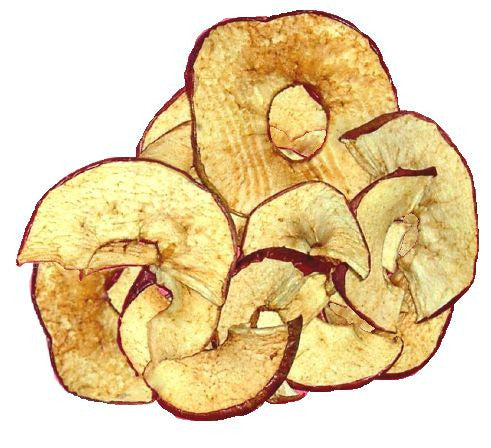 All Natural Dehydrated Apple Rings ...