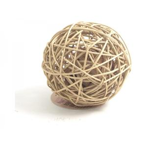 Rattan Wobble Ball