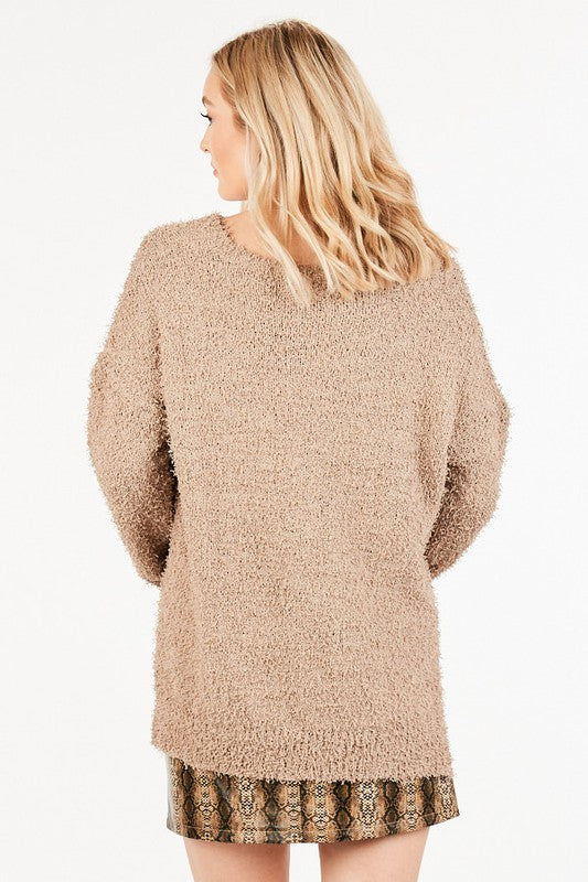 CHARLEE SWEATER