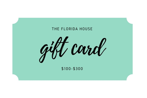 $100-$300 Gift Cards