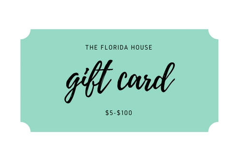 $5-$100 Gift Card
