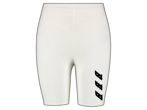 BBB LOUNGE SHORT - BLANCO