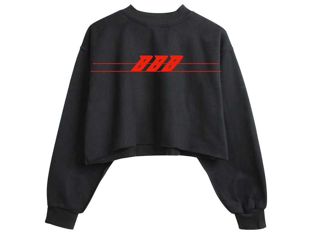 BBB LOGO SWEATSHIRT BLACK