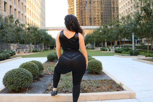 ONYX KNOCKOUT LEGGING