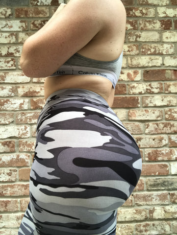 RIDER striped legging