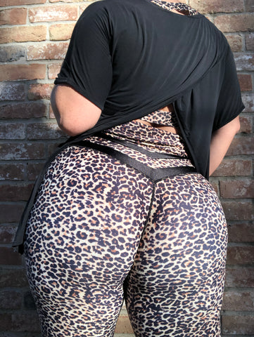 "KNOCKOUT ""POWER"" LEGGINGS"