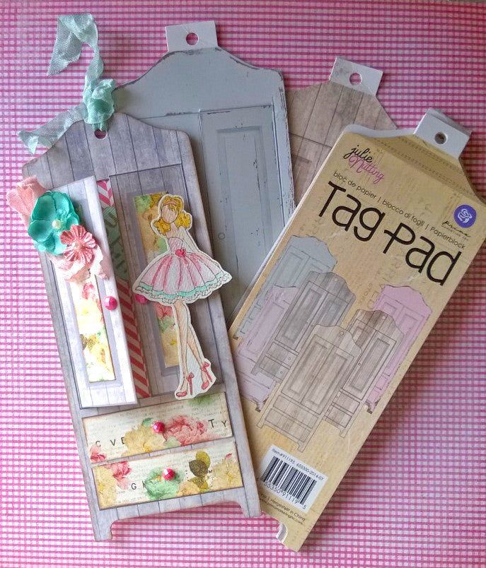 Prima Julie Nutting Doll Stamp SALE! $1.00 OFF
