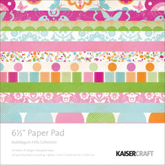 "6""-8"" Paper Pads"