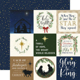 "Echo Park  12""x12"" SILENT NIGHT 13pc COLLECTION KIT Scrapbooksrus"