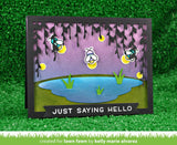 Lawn Fawn Bayou Backdrop Craft Die at Scrapbooksrus