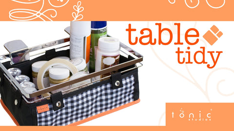 Tonic Studios TABLE TIDY Essentials
