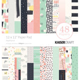 "Kaisercraft  12""X12"" DAYDREAMER KIT Scrapbook Pack"