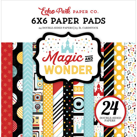 Echo Park Magic Wonder Disney Scrapbooksrus Las Vegas Store