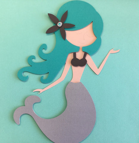 Mermaid Party Decoration Pool Ocean Las Vegas Scrapbooksrus