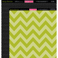 "Bella Blvd Daily Chevies CHEVY PICKLE JUICE 12""X12"" Scrapbook Paper Scrapbooksrus"