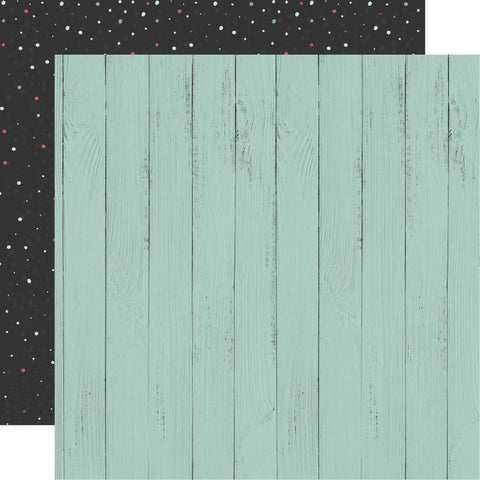 "Kaisercraft Peppermint Kisses MINTY 12""X12"" Scrapbook Paper Scrapbooksrus"