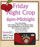 Scrapbook Crop Night in Las Vegas