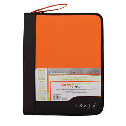 Tonic Studios LARGE RINGBINDER Die Case Essentials