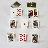 Eyelet Outlet Brads Playing Cards