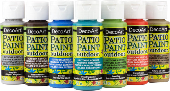 Magnificent Decoart Patio Paint Cloud White Outdoor Download Free Architecture Designs Embacsunscenecom