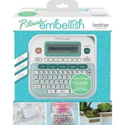 Brother P Touch Embellish Ribbon and Tape Printer