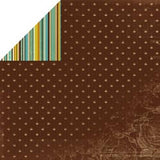 "Kaisercraft MADAME BOUTIQUE Double-Sided 12""X12"" Cardstock Sheet - Scrapbook Kyandyland"