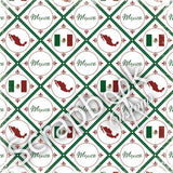 MEXICO KIT #1 Sightseeing Discover Travel Scrapbook Paper Stickers - Scrapbooksrus