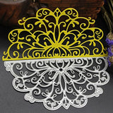 Wide Flower Edge Metal Craft Die Scrapbooksrus Las Vegas