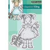 Penny Black ME & MY BUNNY Cling Rubber Stamp 1pc - Scrapbook Kyandyland