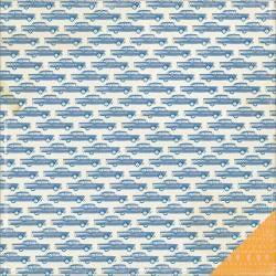 "American Crafts THE OPEN ROAD 12""X12"" Scrapbook Paper - Scrapbook Kyandyland"