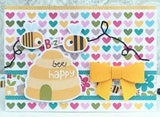 Bella Blvd SWEET SWEET SPRING Chipboard Icons 22pc - Scrapbook Kyandyland