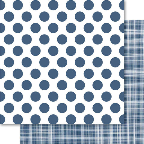 "Bella SOMETHING BLUE Collection 12""X12"" Scrapbook Paper - Scrapbook Kyandyland"