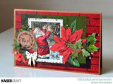 "Kaisercraft Letters To Santa CHRISTMAS  TRADITIONS 12""X12"" Scrapbook Sheet"
