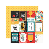 "Echo Park BACK TO SCHOOL Collection Kit 12""X12"" Scrapbooksrus"