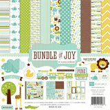 "Echo Park Bundle Of Joy BABY BOY 12""X12"" Kit"