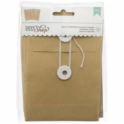 American Crafts DIY Shop 4.5X7 SECURITY ENVELOPES - Scrapbook Kyandyland