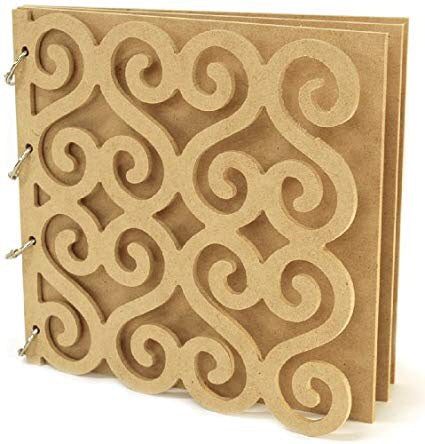 Kaisercraft Beyond The Page GRANDEUR ALBUM 3D Wood Scrapbooksrus